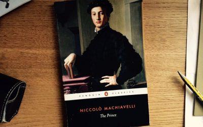 Machiavelli Sang Guru Moral Politik